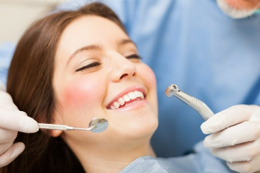 our service at angel dental care